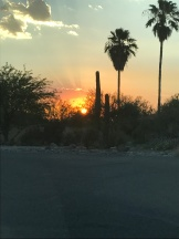 Beautiful Arizona sunsets